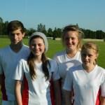 2013 07 EMAS England Team Juniors