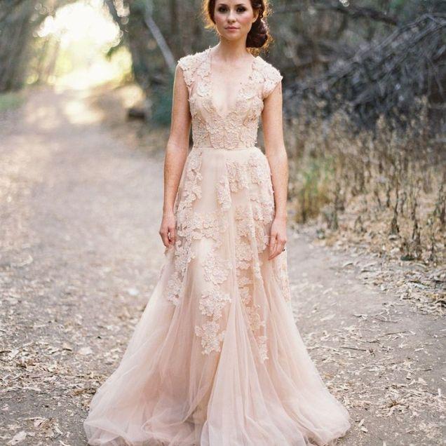 1000 Ideas About Beige Wedding Dress On Emasscraft Org