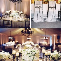 45 Awesome Ideas For A Black And White Wedding