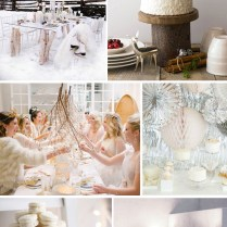 Baby, It's Cold Out Side Winter Bridal Shower