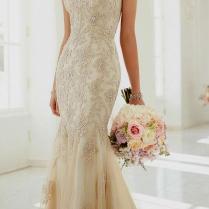 Beige Wedding Dress Naf Dresses