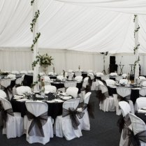 Black And White Table Decorations For Weddings On Decorations With