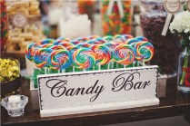Candy Bar Ideas For Wedding
