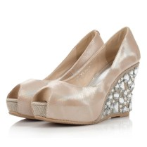 Comfortable Wedding Shoes Wedges