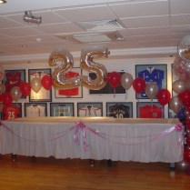 Decorations For 25th Wedding Anniversary On Decorations With