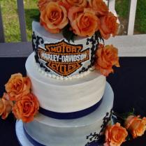 Harley Davidson Cake 145 Cakes