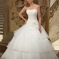 Soft Chiffon Mcclintock Wedding Dress In White Spring, Soulease