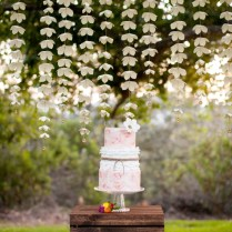 Summer Garden Bridal Shower Ideas