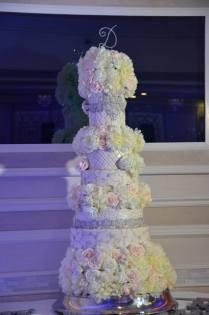 Three Tier Fake Wedding