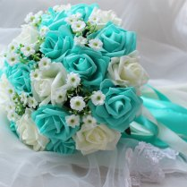 Turquoise Bouquet