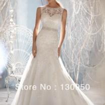 Wedding Dress Beige