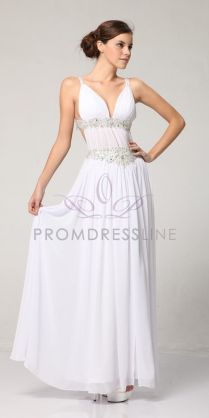 Wedding Dress In Greek Style