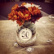 1000 Ideas About Anniversary Party Centerpieces On Emasscraft Org