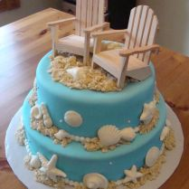 1000 Ideas About Beach Themed Wedding Cakes On Emasscraft Org