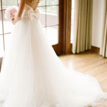 1000 Ideas About Bow Wedding Dresses On Emasscraft Org