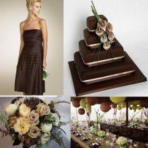 1000 Ideas About Brown Wedding Dresses On Emasscraft Org
