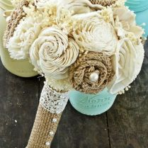 1000 Ideas About Burlap Flowers Wedding On Emasscraft Org