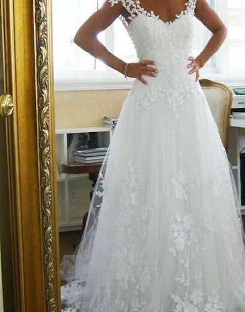 1000 Ideas About Flattering Wedding Dress On Emasscraft Org