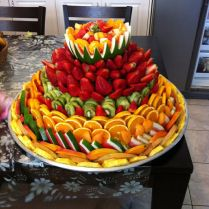 1000 Ideas About Fruit Display Tables On Emasscraft Org