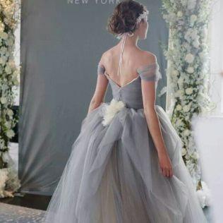 1000 Ideas About Grey Wedding Dresses On Emasscraft Org