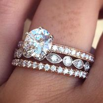 1000 Ideas About Mismatched Wedding Bands On Emasscraft Org