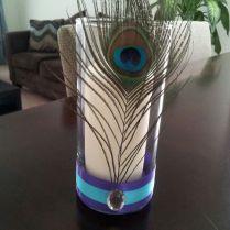 1000 Ideas About Peacock Centerpieces On Emasscraft Org