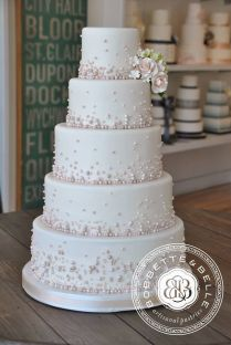 1000 Ideas About Pearl Wedding Cakes On Emasscraft Org