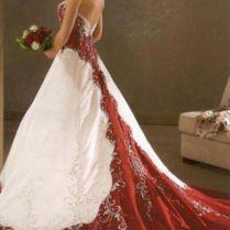 1000 Ideas About Red Wedding Dresses On Emasscraft Org