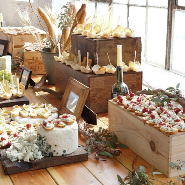 1000 Ideas About Rustic Food Display On Emasscraft Org