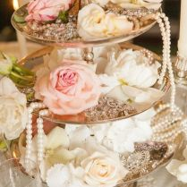 1000 Ideas About Shabby Chic Centerpieces On Emasscraft Org
