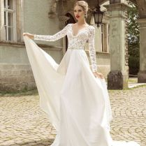1000 Ideas About Sleeved Wedding Dresses On Emasscraft Org