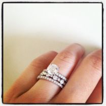 1000 Ideas About Stacked Wedding Bands On Emasscraft Org