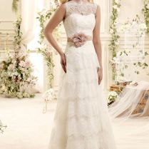 1000 Ideas About Tiered Wedding Dresses On Emasscraft Org