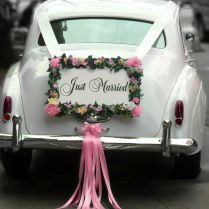 1000 Ideas About Wedding Car Decorations On Emasscraft Org