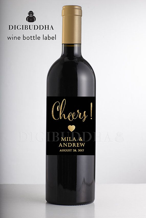 1000 Ideas About Wedding Wine Labels On Emasscraft Org