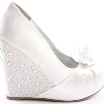 1000 Ideas About Wedge Wedding Shoes On Emasscraft Org