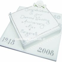 1000 Images About 60th Wedding Anniversary Cakes On Emasscraft Org