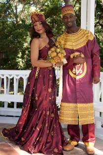 1000 Images About African Wedding Gowns On Emasscraft Org