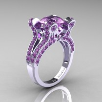 1000 Images About Amethyst Wedding Rings On Emasscraft Org