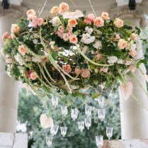 1000 Images About Flower Chandelier On Emasscraft Org