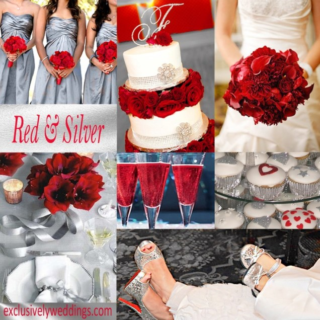 1000 Images About Red Black And Silver Wedding Ideas On Emasscraft Org