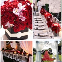 1000 Images About Red White And Black Wedding Theme On Emasscraft Org