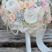 1000 Images About Wedding Brooch Bouquets On Emasscraft Org