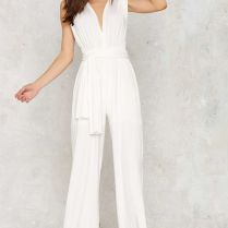 10 Wedding Jumpsuits For The Modern Bride