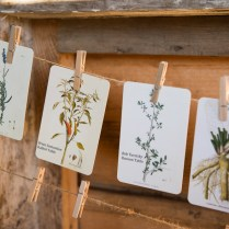 11 Creative Rustic Wedding Place Card Ideas