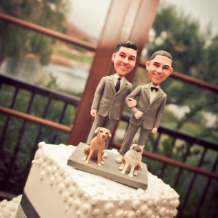 14 Fun Gay Wedding Cake Toppers — Gayweddings Com