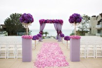 15 Radiant Orchid Wedding Details