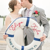 15 Shipshape Nautical Wedding Ideas