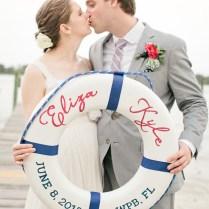 15 Shipshape Nautical Wedding Ideas