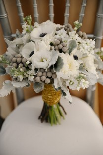 2014 Trend Gorgeous Grey Flowers